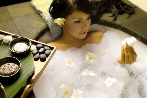 содова ванна
