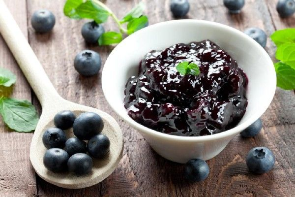 Варення з чорниці на зиму: прості рецепти