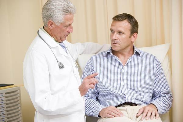 Варикоцеле - симптоми