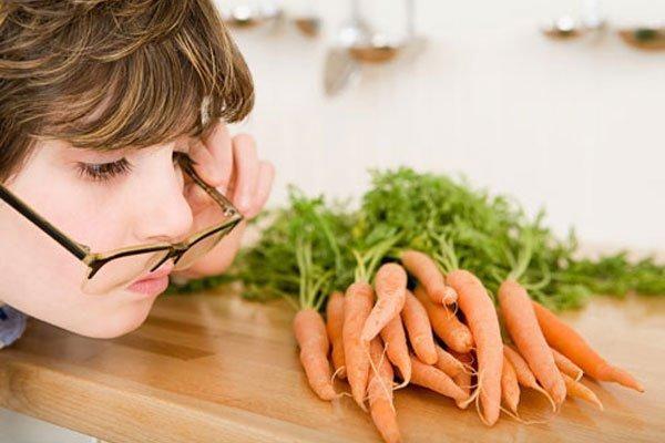 Вітаміни для очей при блізорукостікакіе краще вибрати