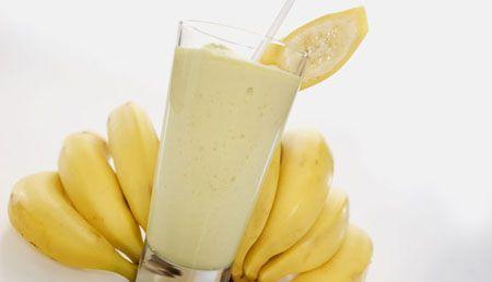 Смачний смузі з бананом, рецепт