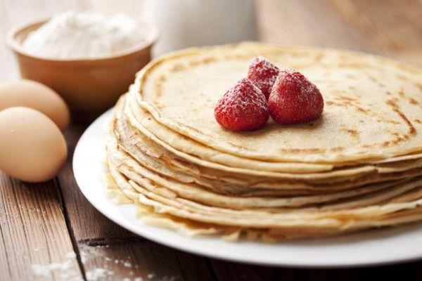 Все про смачних тонких млинці на молоці: фото-рецепт, начинки, поради