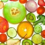 Зелень, овочі і фрукти - незамінні продукти!