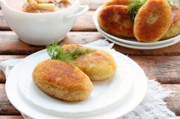 Зрази картопляні з фаршем: популярні рецепти
